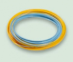 PHW Blue & Gold Fly Line